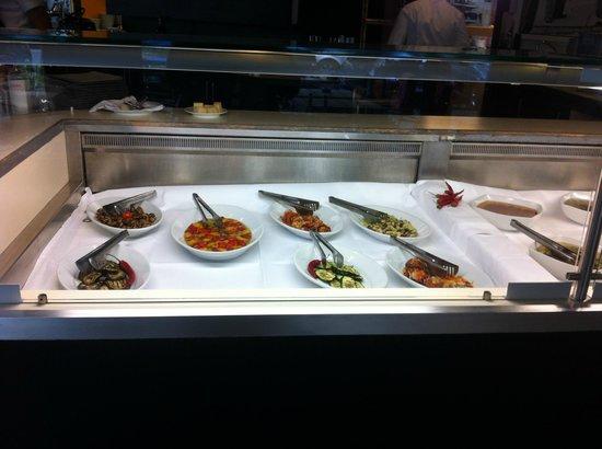 Gios' Fagiano Bar & Restaurant: Antipasti