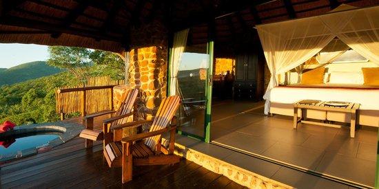 Leopard Mountain Safari Lodge: Chalet