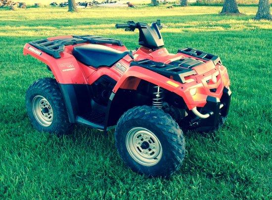 Runamuk Rides: ATVs from Runamuk