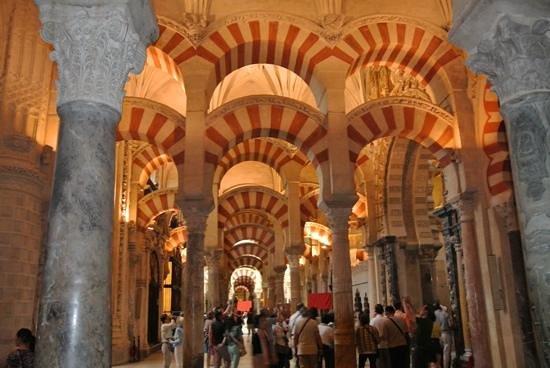 Cathédrale de Cordoue : Mezquita