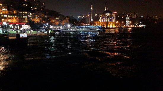 Historic Areas of Istanbul: Bogazdan bir an