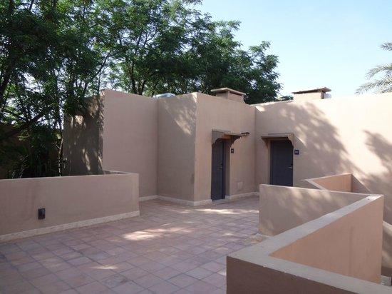 Pullman Marrakech Palmeraie Resort and Spa : Upstairs Villa