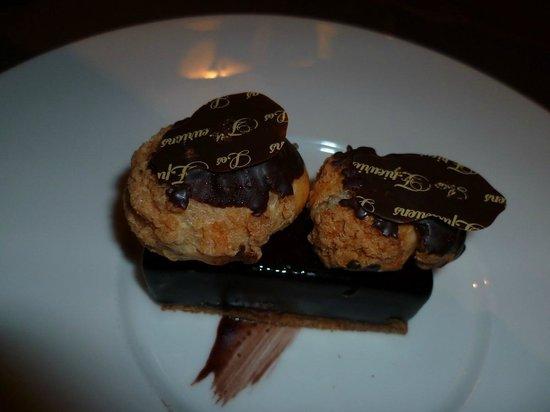 Domaine de Barive : Le dessert