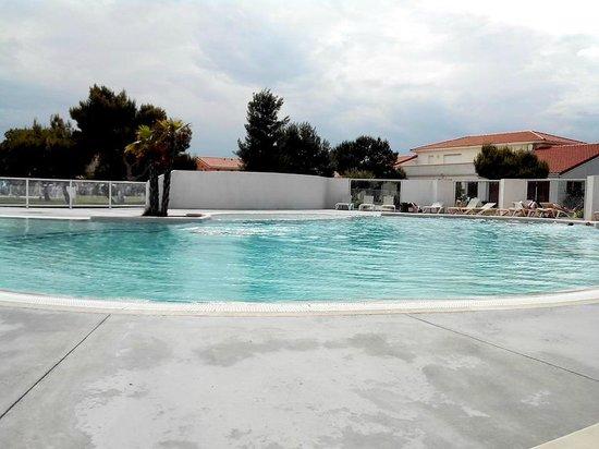 Résidence Le Mas de Torreilles : La piscine