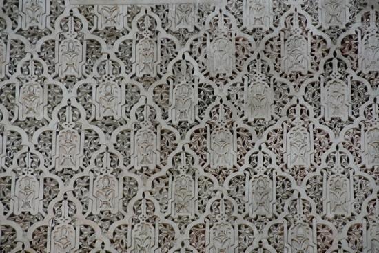 Cathédrale de Cordoue : Mezquita detail