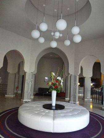 Pullman Marrakech Palmeraie Resort and Spa : Lobby