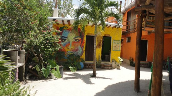 Tribu Hostel: Outside Grounds