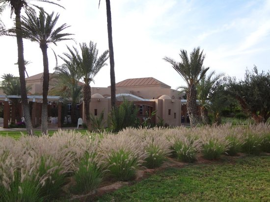 Pullman Marrakech Palmeraie Resort and Spa : L'Oliviaire