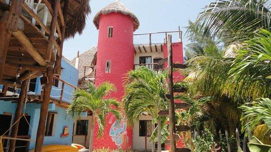 Tribu Hostel: View