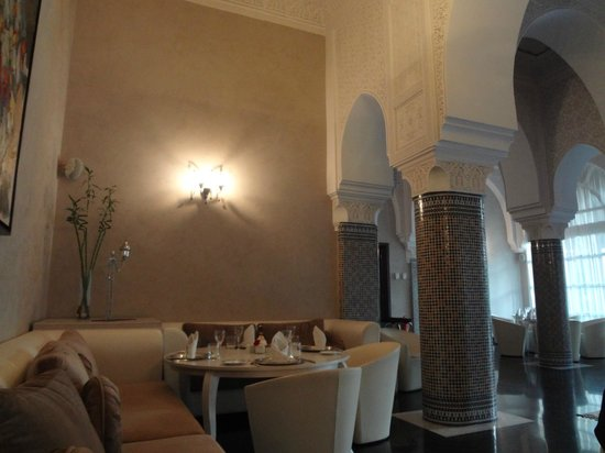 Pullman Marrakech Palmeraie Resort and Spa : Le Ryad