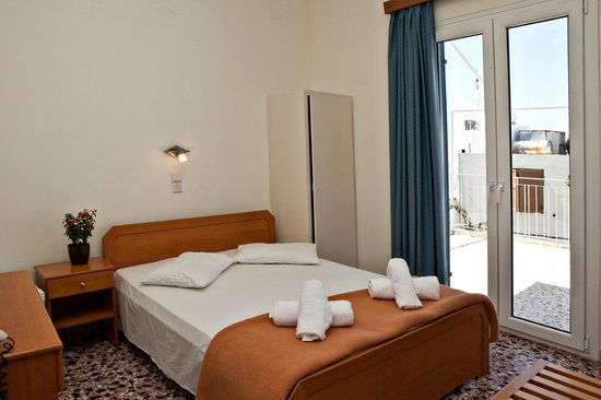Hotel Eleana: Δίκλινο Δωμάτιο