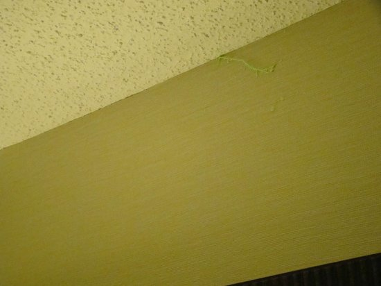 Hampton Inn by Hilton Shelton : Very disappointed