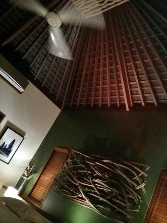 Villa Sabandari: our room