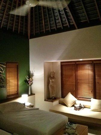 Villa Sabandari: our room 2