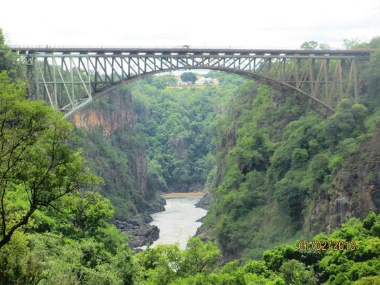 Mosi-oa-Tunya / Victoria Falls National Park: There are no bad pictures here.