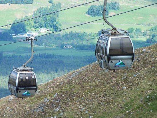 Nevis Range Mountain Experience: Gondolas