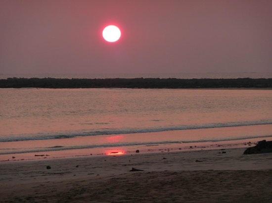 Bayview - The Beach Resort : Another sunset