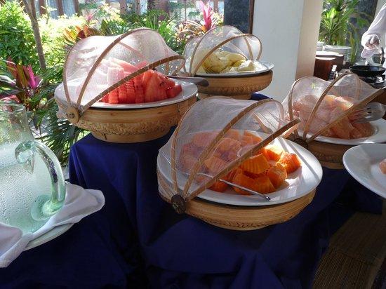 Bayview - The Beach Resort : Breakfast buffet