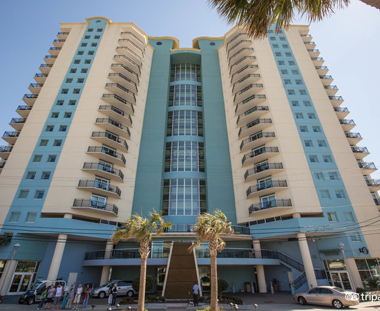 Photo of Hotel Bay View on the Boardwalk at 504 North Ocean Blvd, Myrtle Beach, SC 29577, United States