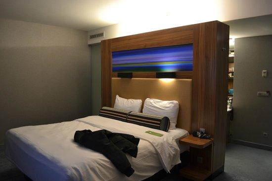 Aloft Brussels Schuman Hotel : Nossa suíte