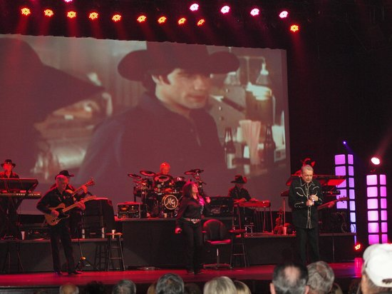 "Mickey Gilley Theatre: If you the movie ""Urban Cowboy"", see Mickey's show"