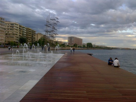 Makedonia Palace: hotel dal lungomare