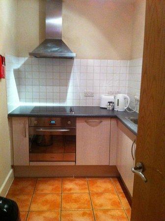 Citadines St Mark's-Islington London : Kitchen