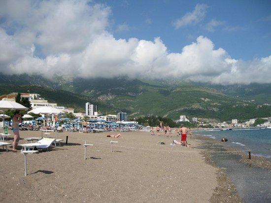 Hotel Tara: le littoral de becici