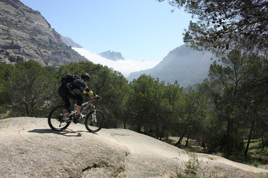 Andalucian Cycling Experience Day Trips: Off road cycling holidays Andalucia