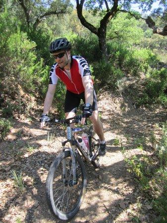 Andalucian Cycling Experience Day Trips: Mountain biking bike holidays in Andalucia