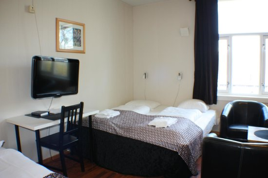AMI Hotel Tromso: Room