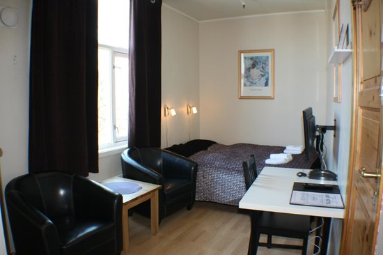 AMI Hotel Tromso: Doubleroom