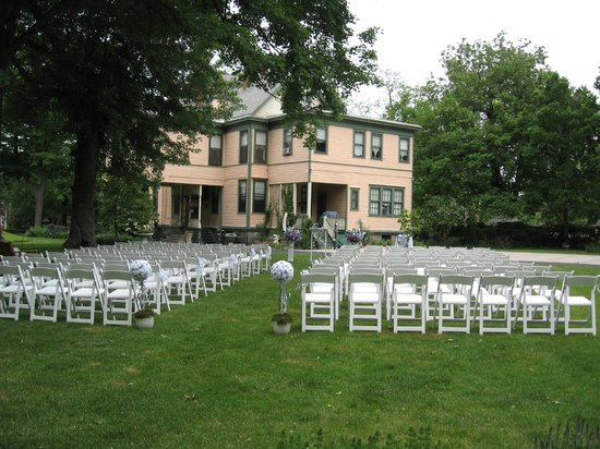 Barn Wedding Venues In South Bend A : Wedding venue picture of the oliver inn south bend tripadvisor