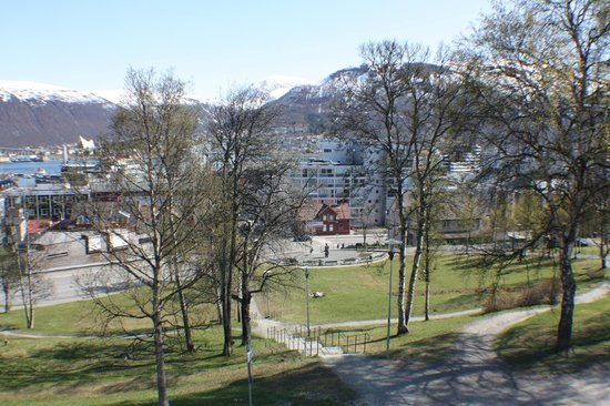AMI Hotel Tromso: Room view