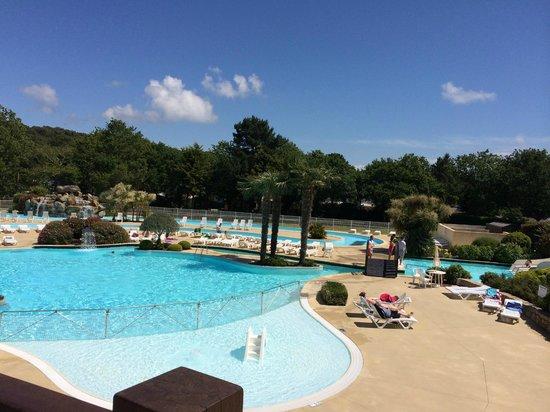 La Grande Métairie : Pool complex