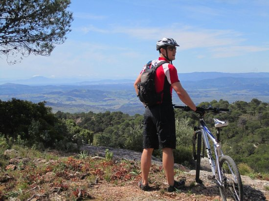 Andalucian Cycling Experience Day Trips: XC riding in Andalucia