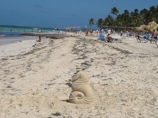 Meliá Caribe Tropical : la plage