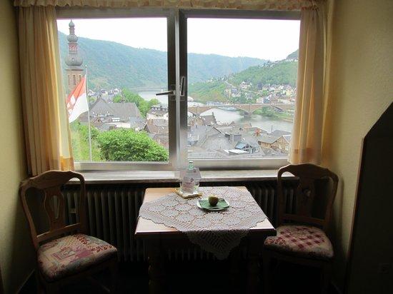 Villa Tummelchen: View over the city