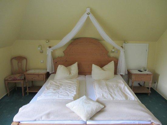 Villa Tummelchen: Great Bed
