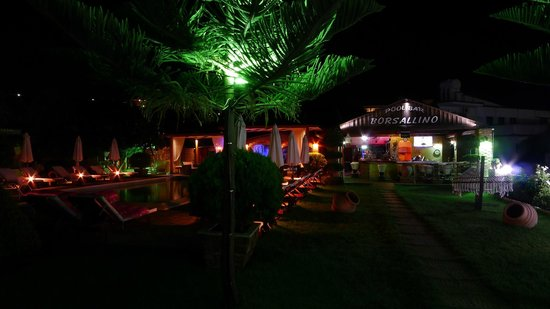 Yialis Apartments : pool bar