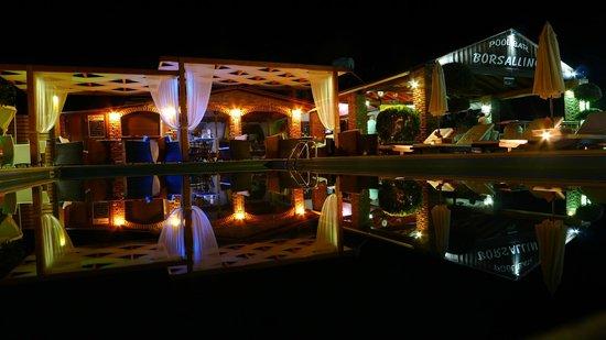 Yialis Apartments: pool bar