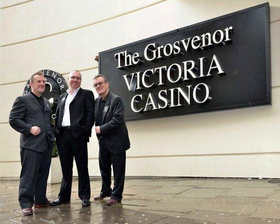 London victoria casino poker schedule
