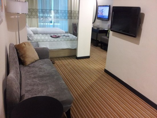 Hatten Hotel Melaka : the room