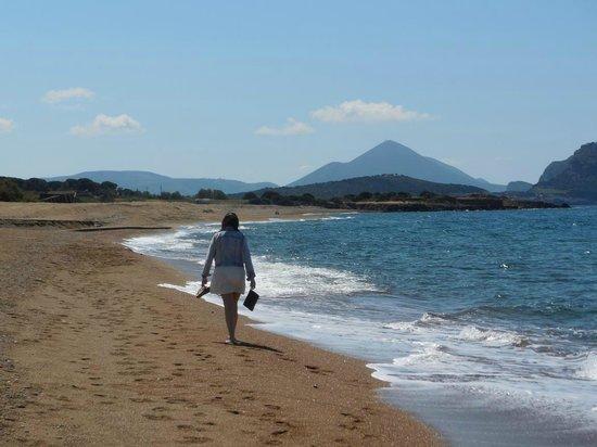 The Westin Resort, Costa Navarino: Playa