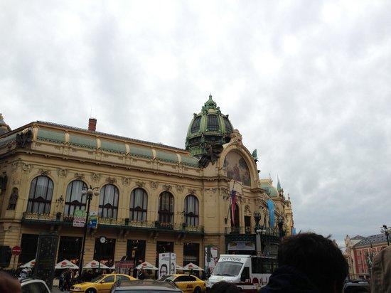 SANDEMANs NEW Europe - Prague : Tour del Castillo