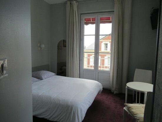 Hotel d'Angleterre Etretat: Двухместный номер
