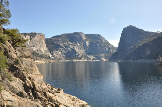 Evergreen Lodge at Yosemite: Hetch Hetchy
