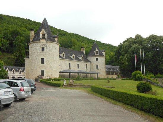 Chateau de la Fleunie: L'établissement
