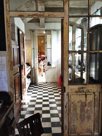 Casa Zinc: cozinha