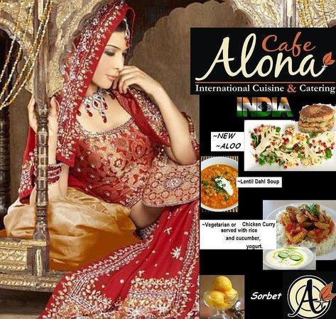 Cafe Alona: INTERNATIONAL CUISINE FOR FIRST WEEK OF JUNE